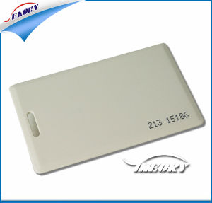 Cr80 Plastic PVC Blank Card Hico Magnetic Stirp Smart Chip Blank Card pictures & photos