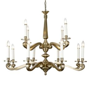 Modern Luxury Copper Chandelier (0906)