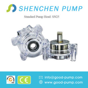 12V 24V Flow Rate 0~1700ml/Min DC Motor OEM Peristaltic Pump pictures & photos