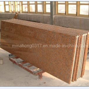 Hzx G562 Maple Red Granite Countertop Table Top pictures & photos