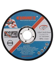 Flat Cutting Disc for Stainless Steel (125X1.2X22.2mm) Abrasive with MPa Certificates pictures & photos