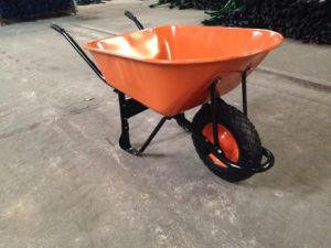Heavy Duty Construction Wheel Barrow with 1mm Tray pictures & photos