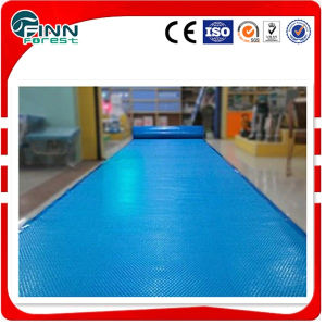 China Pool Cover Roller Bubble Plastic Pool Cover Insulation Swimming Pool Cover China