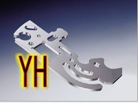 Hot Sale Stainless Steel Metal Shelf Bracket (Yh08) pictures & photos