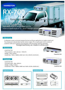High Quality Refrigeration Unit Rx-700 for Small Storage Volume Type pictures & photos