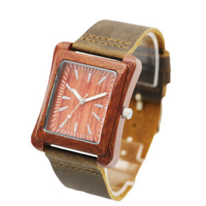 Fashion Wood Watch with Waterproof pictures & photos
