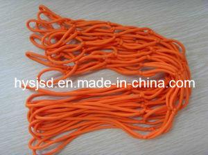High Quality Orange Nylon Basketball Net pictures & photos