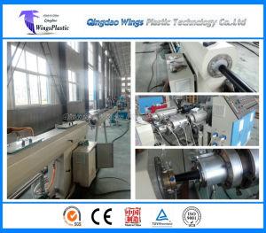 PE Plastic Pipe Extrusion Machine / HDPE Pipe Production Machine / PE Pipe Production Line pictures & photos