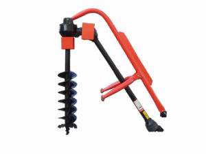 China Wholesale 4-20inch Post Hole Digger, Hydraulic Post Hole Digger, Mini Post Hole Digger pictures & photos
