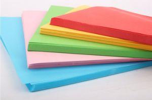 Color A4 Copy Paper pictures & photos