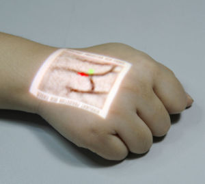 Pediatric Infrared Vein Illuminator Vein Detector Vein Finder (SC-B3500) pictures & photos