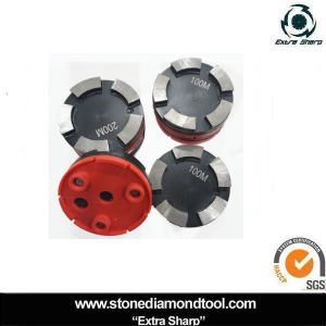 5 Segments Metal Bond Floor Grinding Abrasives pictures & photos