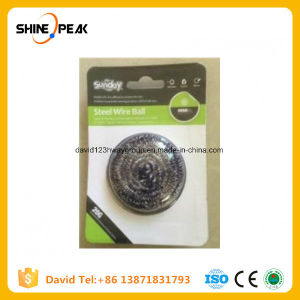 Stainless Steel or Mesh Cleaning Ball Scourer pictures & photos
