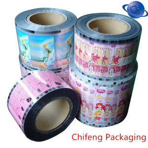 Tea Packaging Film with Printing pictures & photos
