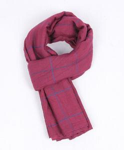 Fashion Silk Cotton Wool Linen Spring Autumn Scarf pictures & photos