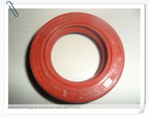Engine Parts NBR, FKM, Silicone Rubber Tc Hydraulic Oil Seal pictures & photos