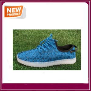 LED Light up Shoes Fashion Casual Running Sneakers pictures & photos