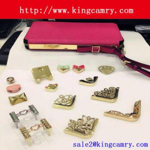 Custom Fashion Purse Accessory Purse /Bag Metal Trim pictures & photos