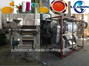 2016 Hot Sale Mango and Dragon Fruit Slurry Paste Machine Juice Bar Use pictures & photos