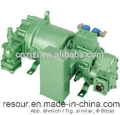 Bitzer Semi-Hermetic Screw Air Compressor Semi-Hermetic Compressor pictures & photos
