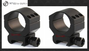 30mm Tactical Low Profile Scope High End Weaver Picatinny Mount Ring pictures & photos