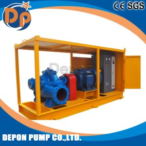 Electric Split Case Centrifugal Suction Water Pump pictures & photos