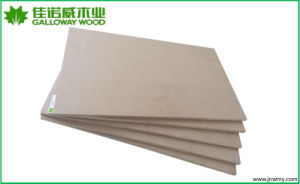 Plain MDF Medium Density Fiberboard pictures & photos