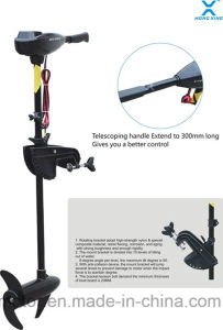 36lbs Electric Outboard Trolling Motor for Inflatable Boat Kayak Canoe pictures & photos