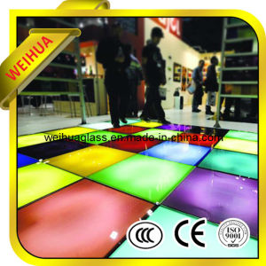 China Colored Tempered Anti Reflective Glass Price with CE / ISO9001 / CCC pictures & photos