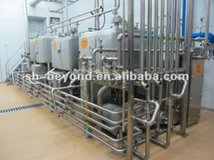 Trunkey Milk Processing Line pictures & photos