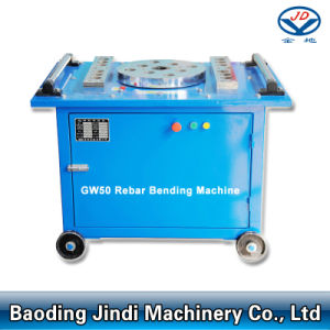 GW50 Rebar Bending Machine