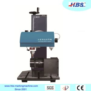 JZ115P Fixed DOT Peen Pneumatic Marking Machine for Label/Nameplate Marking pictures & photos