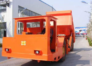 Gpt-15 Underground Low Profile Dump Truck pictures & photos