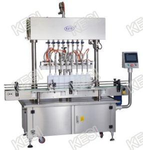 Automatic Time Gravity Bottle Liquid Filling Machine, Bottle Liquid Filler pictures & photos