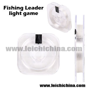 Fish Leader Light Game Fluorocarbon Fishing Line pictures & photos