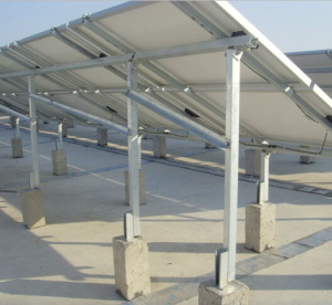Dual Axis Solar Panel Brackets, Stable Automatic Tracker pictures & photos