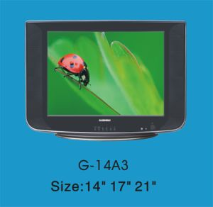 Color Television 14inch 17 Inch 21inch, Pure Falt Color Television