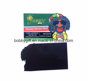 Custom Advertising Magnetic Business Card Fridge Magnet Sticker pictures & photos