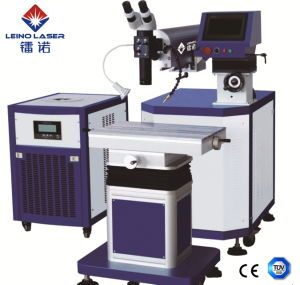300W Low Price Automatic Laser Welding Machine for Metal