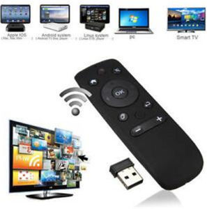 T31 2.4G Fly Air Mouse Wireless Remote Android TV Box pictures & photos