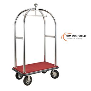 Hotel Baggage Carts& Hotel Luggage Trolley pictures & photos