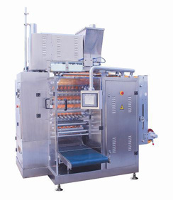 Multi-Lanes Four Side Seal Powder Packaging Machine pictures & photos