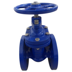 OS & Y Resilient Seat Gate Valve with DIN Standard pictures & photos