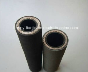 SAE100 R12 Flexible Four Wire Hydraulic Hose pictures & photos