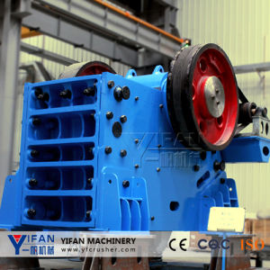 Low Consumption Rock Crusher with CE Certificate pictures & photos