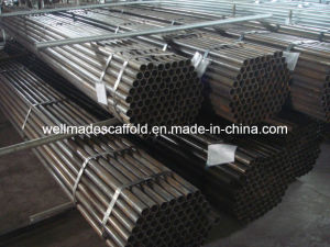 Construction Galvanized Steel Pipe|Scaffolding Q345 Steel Pipe pictures & photos