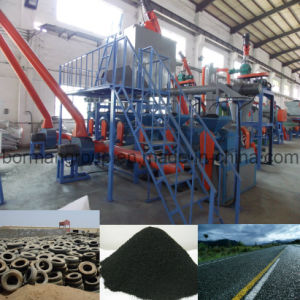 Waste Tyre Recycling Machine pictures & photos