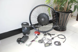 E Bike Conversion Kit with 500W Black Color Cassette Motor 26inch Rim pictures & photos