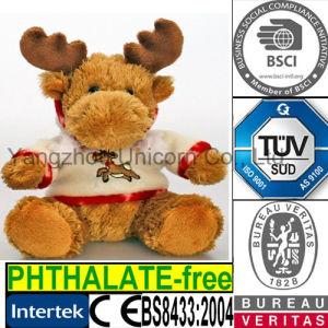 Deer Toy Microwave Heat Bag Toy Moose