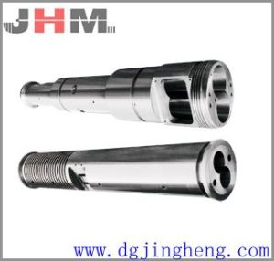 Parallel and Concial Screw for Extruder Machine pictures & photos